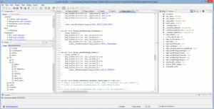 Software IDE for Low Level development.